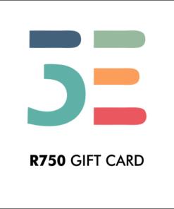 R750 Gift Card
